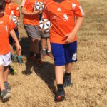 Soccer Shots! アメリカのサッカー教室事情(5歳児)その2